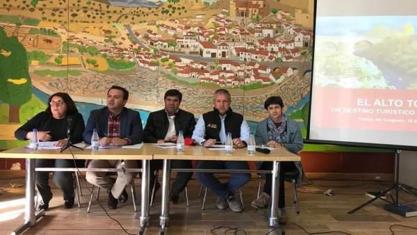 La Diputación de Ávila aborda en un foro el potencial turístico del Alto Tormes
