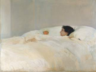 Joaquín Sorolla, Madre (Mother, 1895–1900)