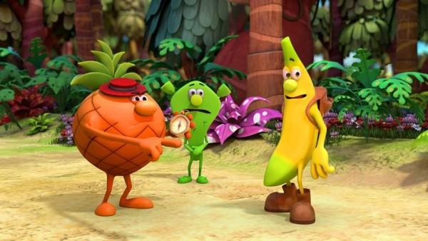 Una imagen de los nuevos 'fruittis'.