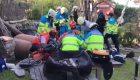 Muere electrocutado un hombre en Colmenar Viejo