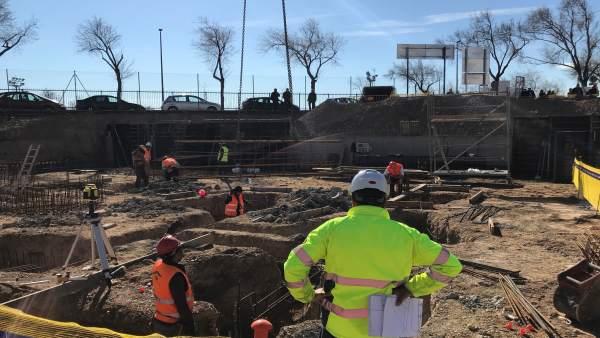 La licitación de obra pública se multiplica por cuatro desde 2012 en Canarias y