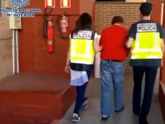 Detención de un pederasta británico