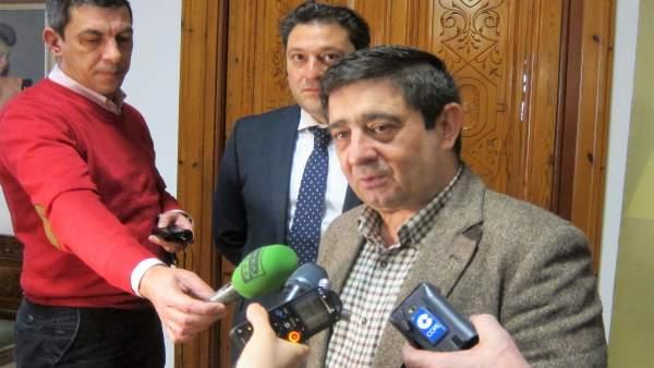 Jaén.- 28A.- Reyes (PSOE) aboga por 'mirar hacia adelante' para lograr 'el mejor