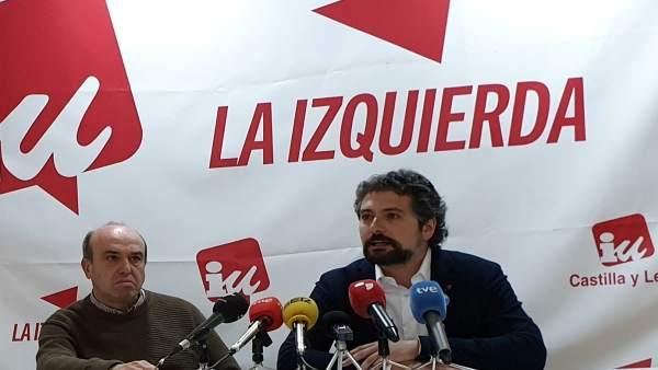 Sarrión invita a la unión de 'todas las fuerzas a la izquierda del PSOE' pero si