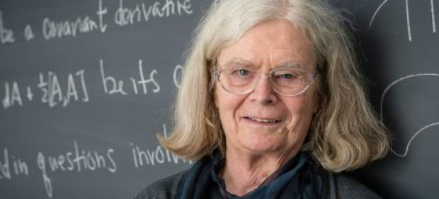 Karen Uhlenbeck, primera mujer que gana el considerado como el premio 'Nobel' de matemáticas