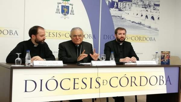 Córdoba.- 28A.- El obispo no sabe si hablará sobre el proceso electoral pero tie