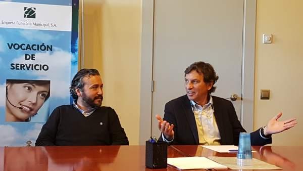 Isern asegura que no privatizará 'ninguna empresa municipal' si es alcalde y EFM