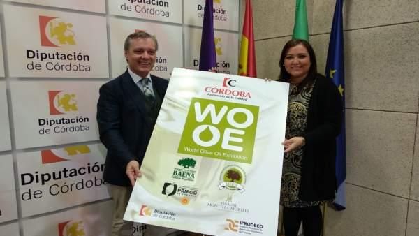 CórdobaÚnica.- Iprodeco participará en la octava edición de la 'World Olive Oil