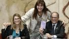 El Govern no retirará los lazos amarillos de la Generalitat