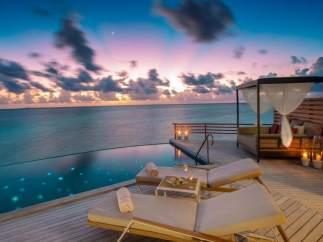 Así es el hotel más romántico del mundo