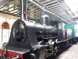 Gijón.- El Museo del Ferrocarril, Premio APIT Asturias Rey Casto
