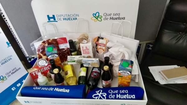 Huelva.- La campaña 'Que sea de Huelva' continúa promoviendo el consumo de proxi