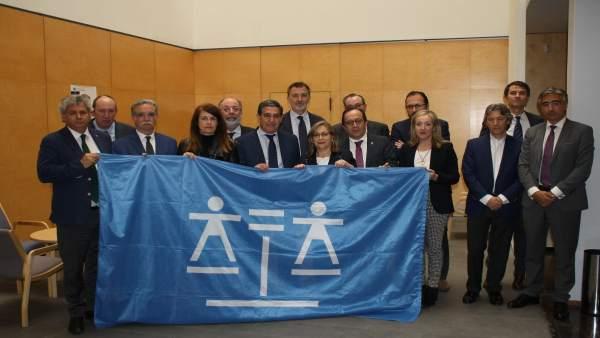 Colegios de abogados de León, Salamanca, Valladolid y Zamora se movilizarán ante