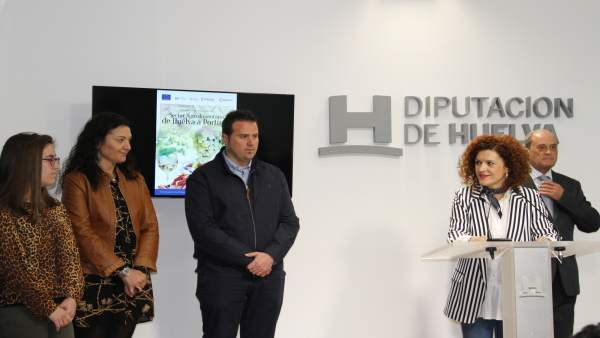 Huelva.- Diputación y Cámara facilitan a 9 empresas onubenses su participación e