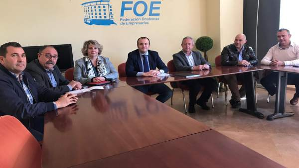 Huelva.- Díaz (Cs) destaca que el nuevo Plan de Infraestructuras para el Transpo