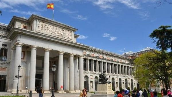 El '#10yearchallenge' del Museo del Prado, nominado a los premios Webby