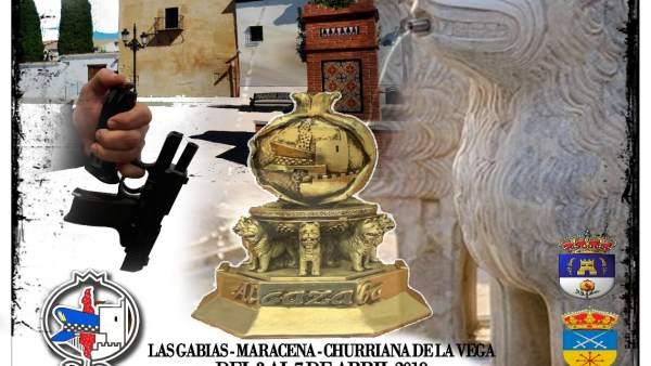 Granada.- Las Gabias acogerá el campeonato nacional de Policías Locales, con más