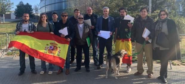 VOX Barcelona, en los aledaños del RCDE Stadium.