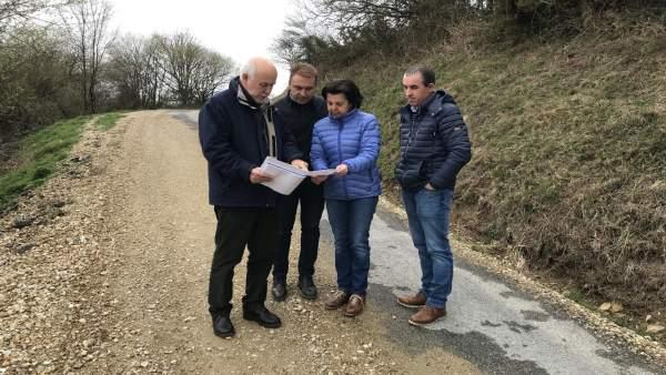 Rural.- El Principado invierte 177.000 euros en la mejora de los accesos a Tolei