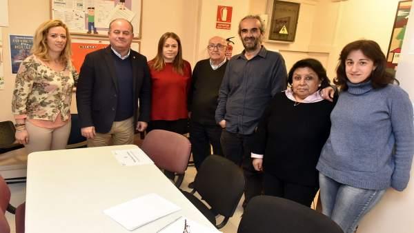 Málaga.- El alcalde de Antequera destaca la 'encomiable labor' que realiza Málag