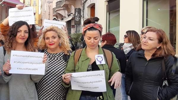 Málaga.- IU promoverá y participará en movilizaciones en apoyo a la activista ag