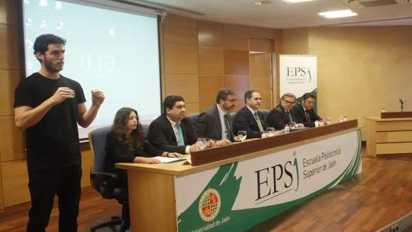 Jaén.- El rescate de Totalán centra el Día de la Ingeniería de la Escuela Polité
