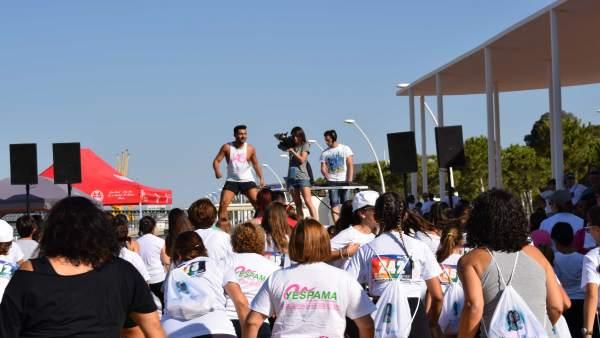 Huelva.- La capital vivirá 'la mayor fiesta deportiva' de Music Run España el pr