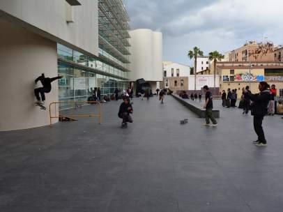 Skaters Macba