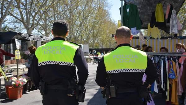Sevilla.- Bormujos incorpora patrullas policiales 'a pie' para 'reforzar la segu