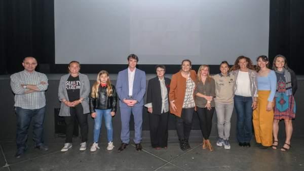 Sevilla.- El documental 'Guerreras invisibles' muestra las complejidades y retos