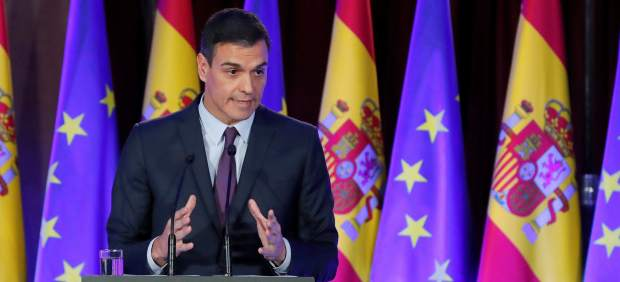 Sánchez advierte a May de que tendrá que aclarar ante la UE para qué quiere la prórroga del ...