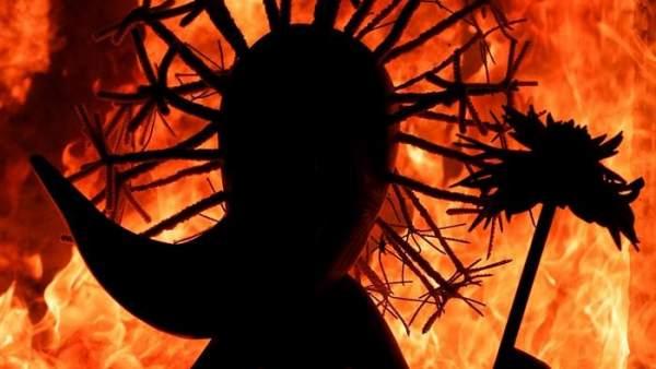 El fuego purificador de la Cremà