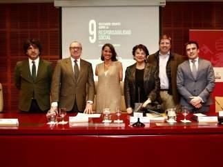 Presentación de '9 necesarios debates sobre la responsabilidad social'