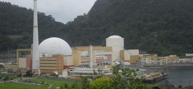 Central nuclear en Angra dos Reis