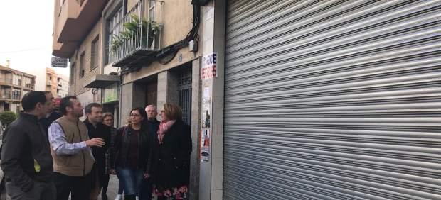 Jaén.- 26M.- Millán (PSOE) apuesta por revertir el 'declive progresivo' de Millá