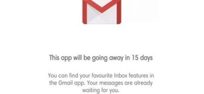 Inbox cierra