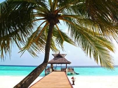Paraísos tropicales a los que volar en Semana Santa