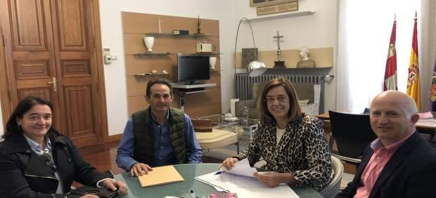 La Diputación de Palencia estudiará poner en marcha un albergue de peregrinos en