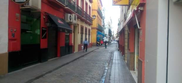 La calle Baños será reurbanizada como vía peatonal