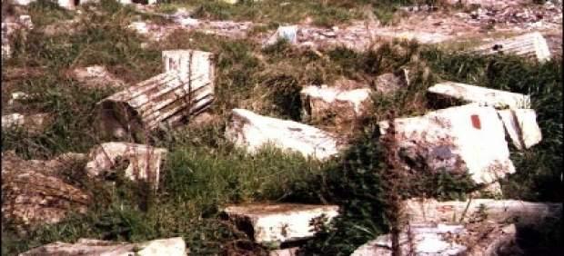 Restos del antiguo convento de San Agustín