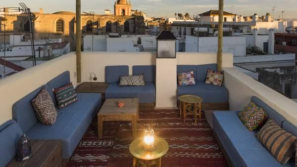 Hotel The Riad Tarifa