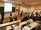 Jaén.- La UJA y GEA ponen en marcha la cuarta edición del Curso de formación en
