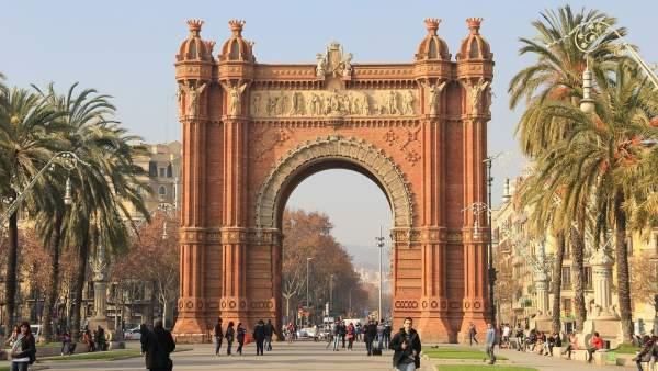 Cámara, Instagram y acción: cinco lugares para hacer la foto perfecta en Barcelona.