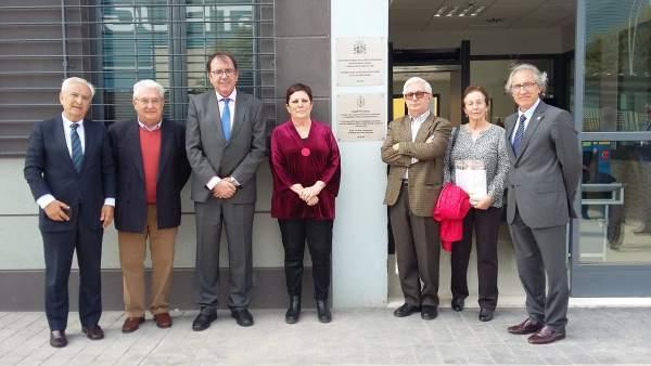 Almería.- Los hermanos del funcionario de prisiones Manuel Pérez Ortega visitan