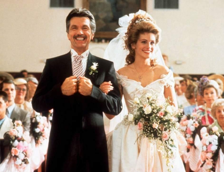 fotos: los vestidos de novia más icónicos del cine   imágenes