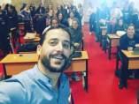 Aprendizaje colaborativo internacional