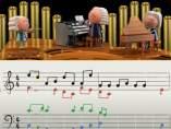 Doodle dedicado a Johann Sebastian Bach