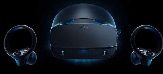 Así es Oculus Rift S, el nuevo visor de realidad virtual de Facebook para PC