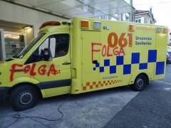 Satse condena los actos vandálicos a ambulancias del 061