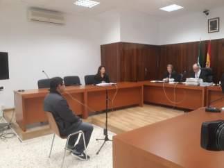 Almería.-Tribunales.-El pediatra colombiano reconoce los abusos sexuales a seis